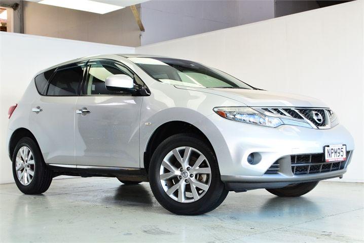 2012 Nissan Murano Enterprise Manukau image 4