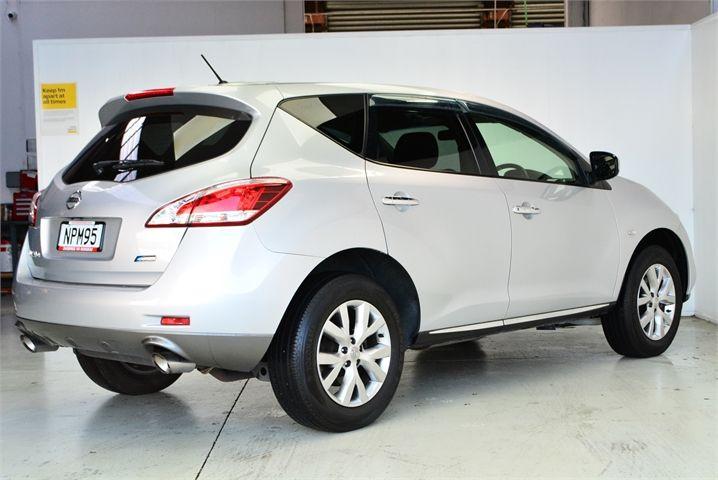 2012 Nissan Murano Enterprise Manukau image 6
