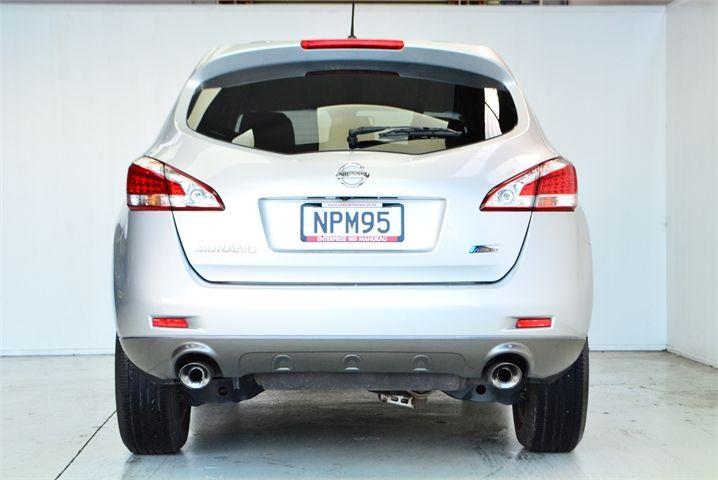 2012 Nissan Murano Enterprise Manukau image 8