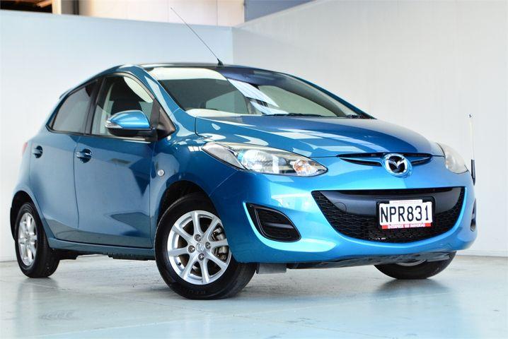 2011 Mazda Demio Enterprise Manukau image 1