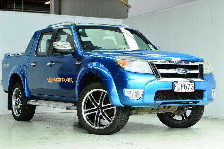 2011 Ford Ranger Enterprise Manukau image 1
