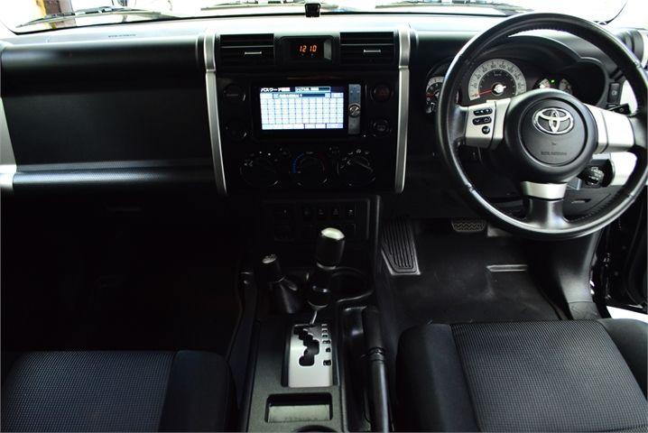 2011 Toyota FJ Cruiser Enterprise Manukau image 20