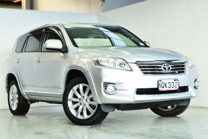 2012 Toyota Vanguard Enterprise Manukau image 1