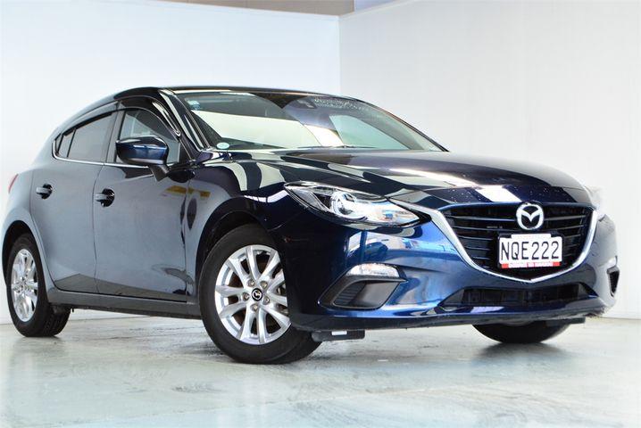 2016 Mazda Axela Enterprise Manukau image 1