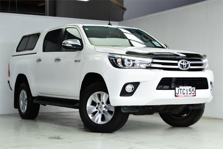 2016 Toyota Hilux Enterprise Manukau image 1