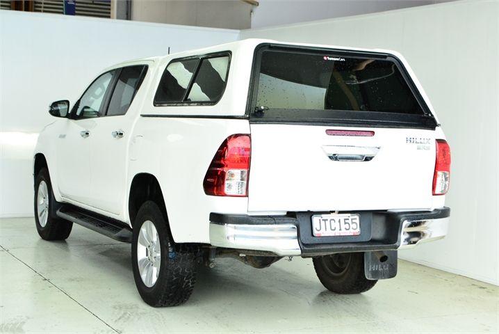 2016 Toyota Hilux Enterprise Manukau image 9