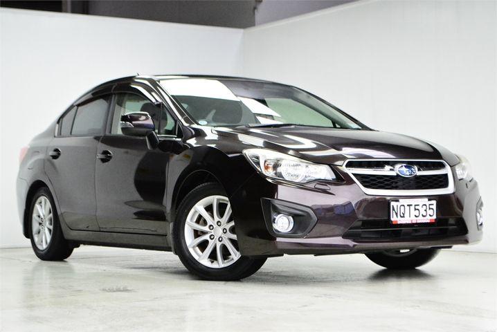 2012 Subaru Impreza Enterprise Manukau image 1