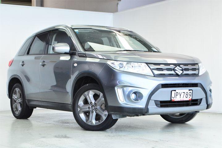 2016 Suzuki Vitara Enterprise Manukau image 1