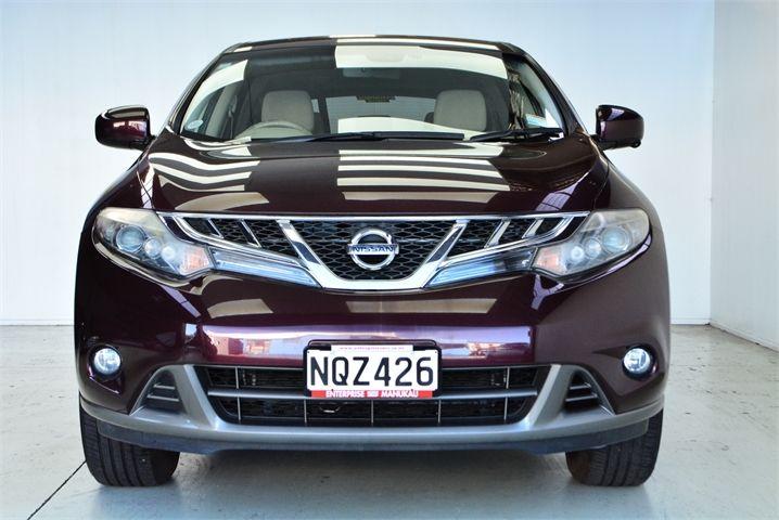 2013 Nissan Murano Enterprise Manukau image 2