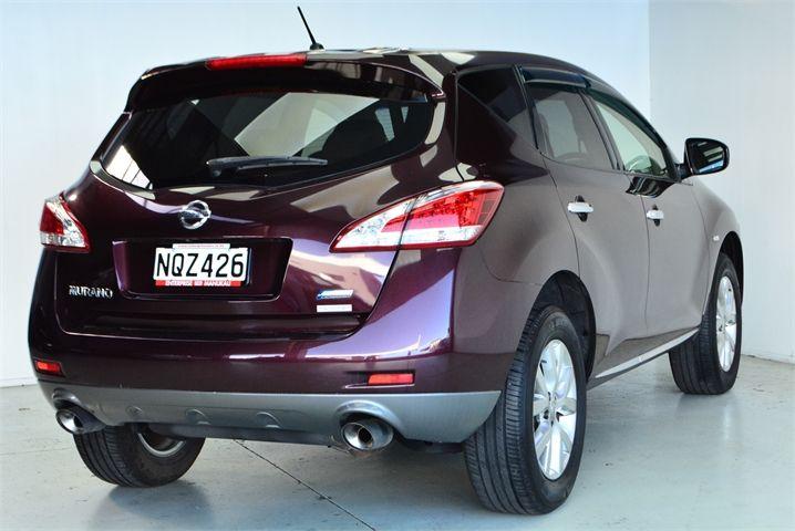 2013 Nissan Murano Enterprise Manukau image 7