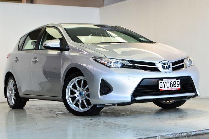 2013 Toyota Corolla Enterprise Manukau image 1