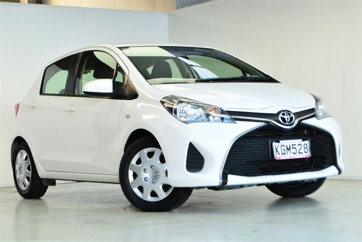 2016 Toyota Yaris Enterprise Manukau image 1
