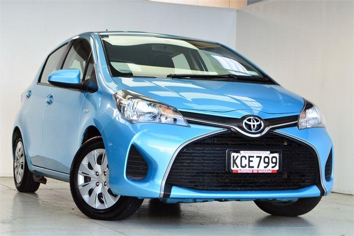 2016 Toyota Yaris Enterprise Manukau image 3