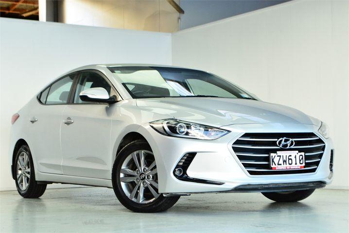 2017 Hyundai Elantra Enterprise Manukau image 1