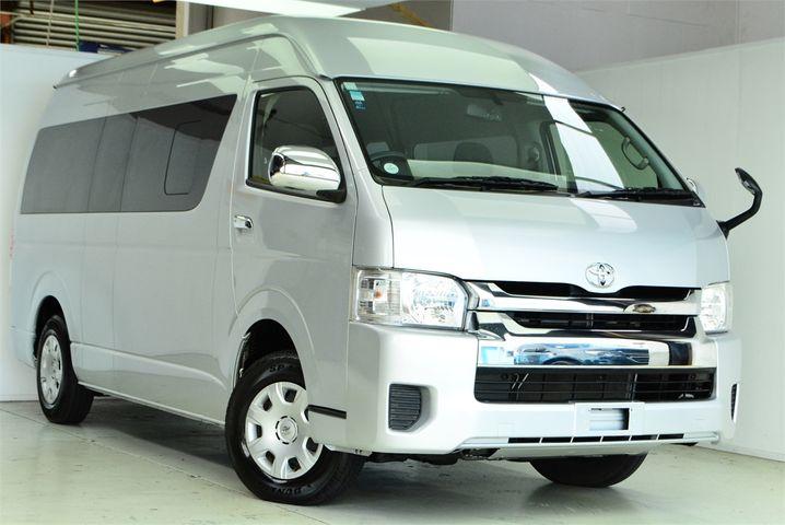 2017 Toyota Hiace Enterprise Manukau image 1