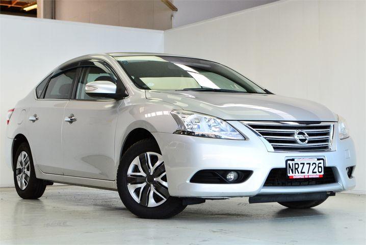 2013 Nissan Sylphy Enterprise Manukau image 1