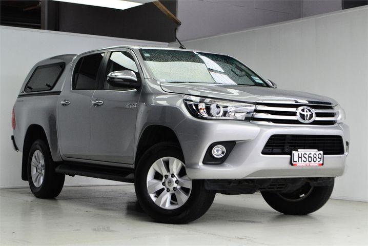 2018 Toyota Hilux Enterprise Manukau image 1