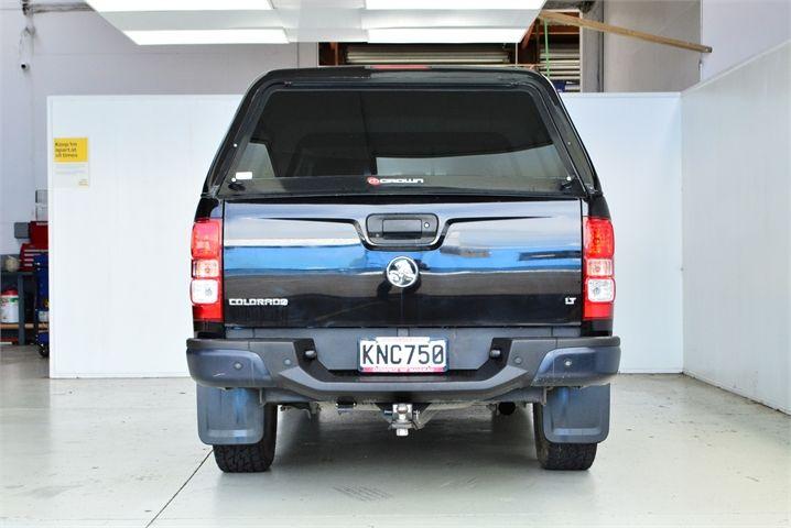 2017 Holden Colorado Enterprise Manukau image 8