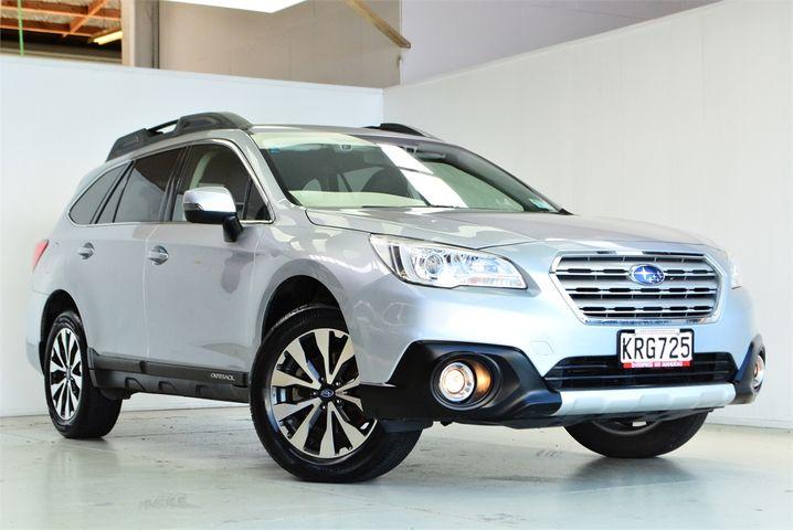 2017 Subaru Outback Enterprise Manukau image 1