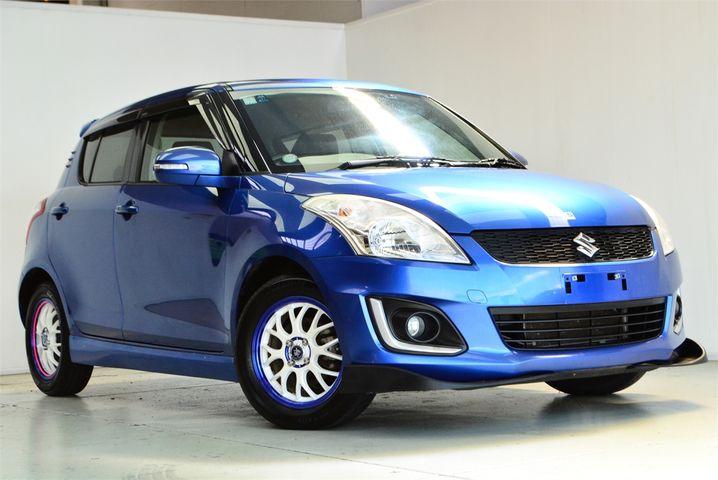 2015 Suzuki Swift Enterprise Manukau image 1