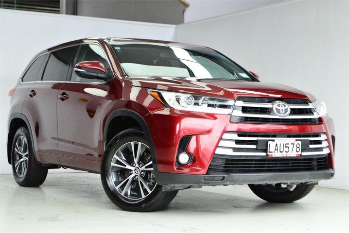 2017 Toyota Highlander Enterprise Manukau image 1