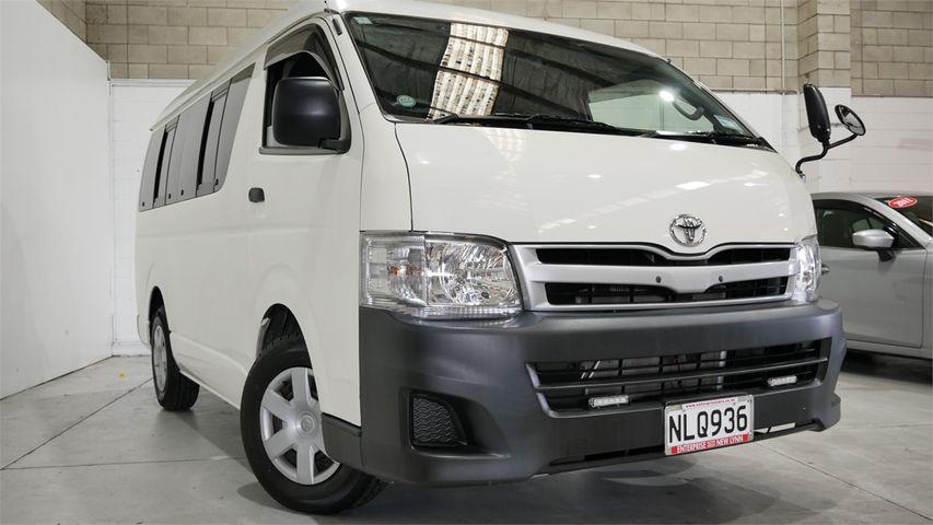 2013 Toyota Hiace Enterprise New Lynn image 1