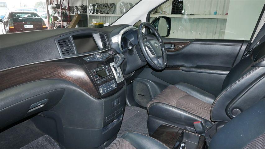 2010 Nissan Elgrand Enterprise New Lynn image 15