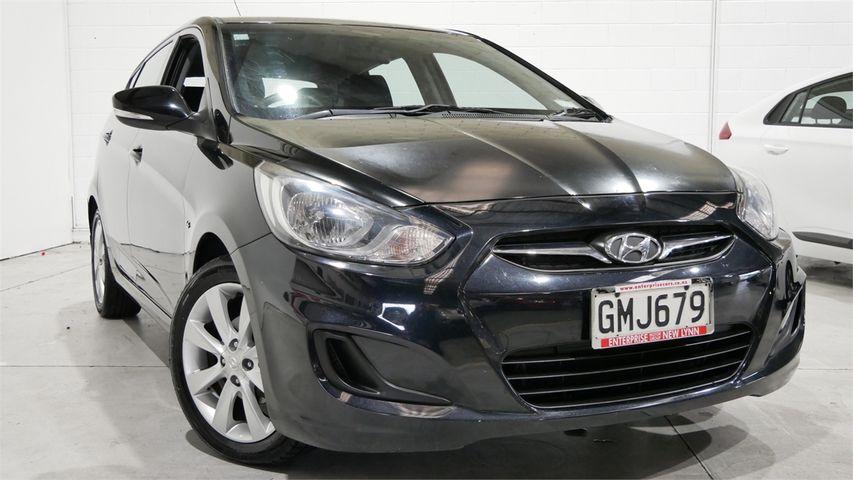 2012 Hyundai Accent Enterprise New Lynn image 1