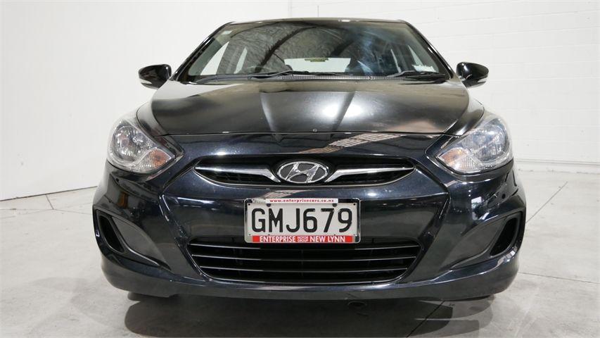 2012 Hyundai Accent Enterprise New Lynn image 4