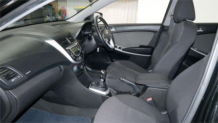 2012 Hyundai Accent Enterprise New Lynn image 15