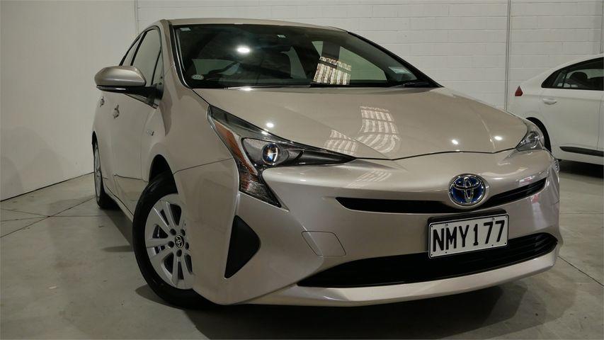 2017 Toyota Prius Enterprise New Lynn image 1