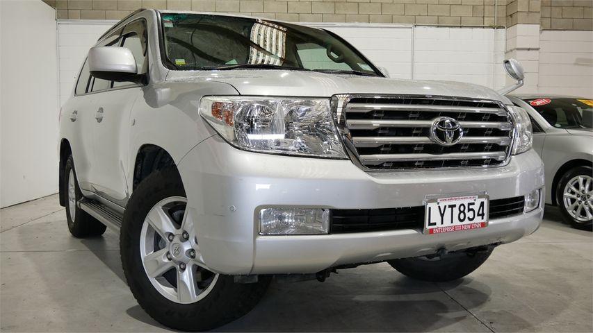 2007 Toyota Land Cruiser Enterprise New Lynn image 1