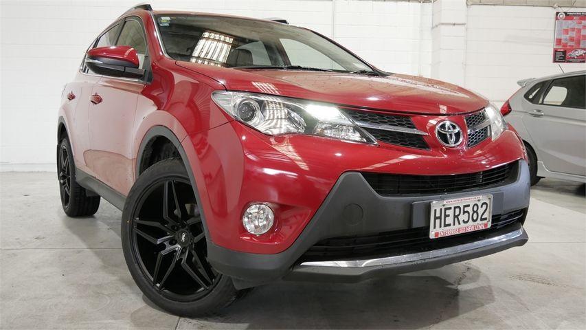 2013 Toyota RAV4 Enterprise New Lynn image 1