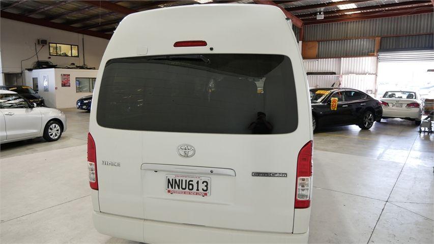 2013 Toyota Hiace Enterprise New Lynn image 8