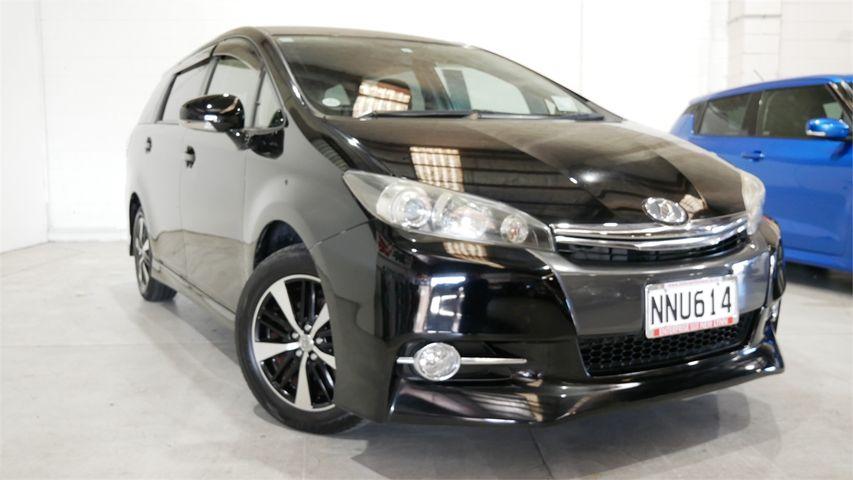 2013 Toyota Wish Enterprise New Lynn image 1