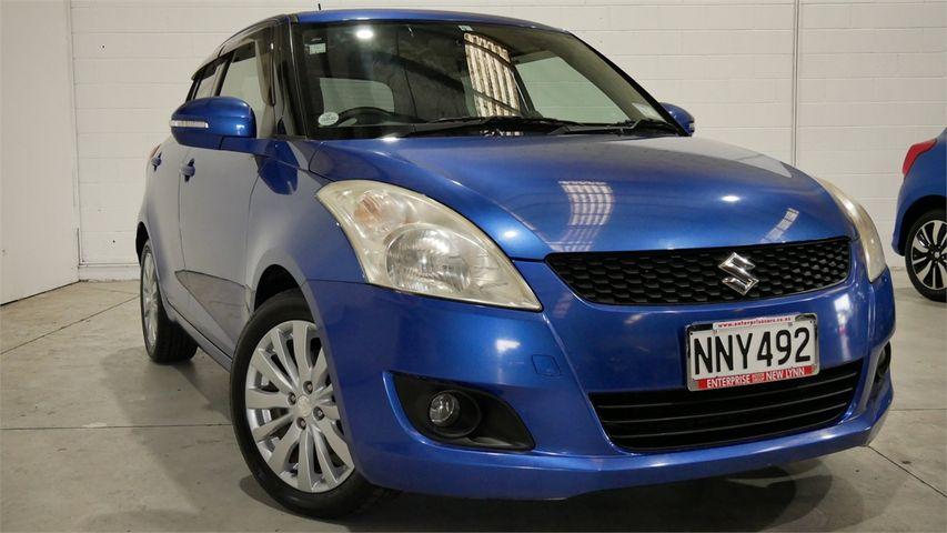 2011 Suzuki Swift Enterprise New Lynn image 1