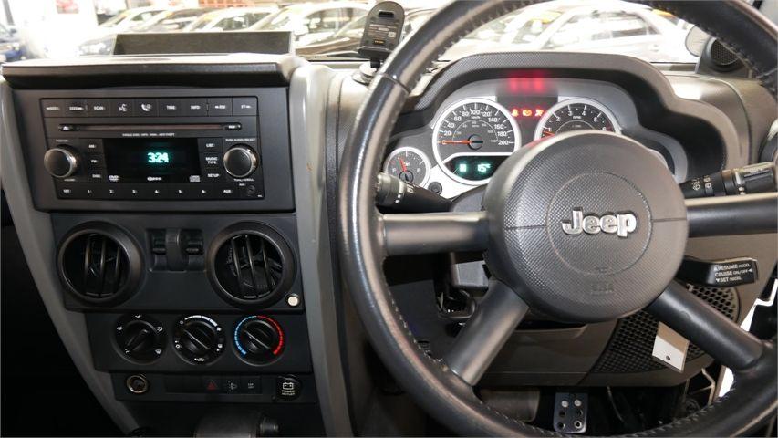 2007 Jeep Wrangler Enterprise New Lynn image 11