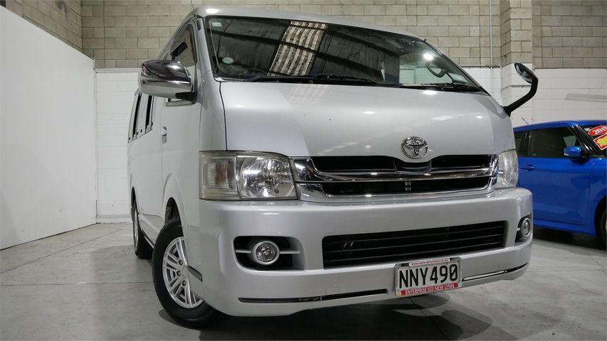 2008 Toyota Hiace Enterprise New Lynn image 1