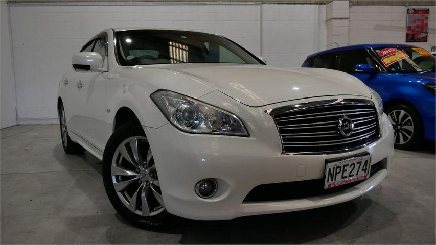 2013 Nissan Fuga Enterprise New Lynn image 1
