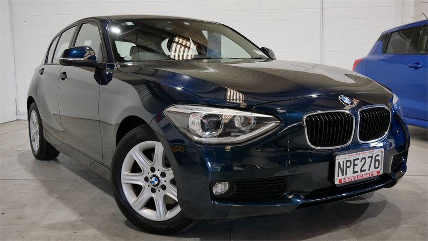 2012 BMW 116i Enterprise New Lynn image 1