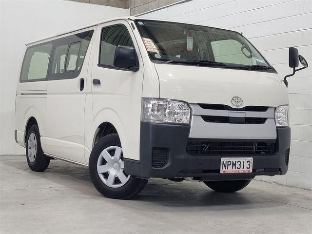 2018 Toyota Hiace Enterprise New Lynn image 1