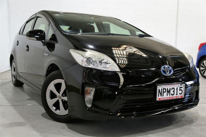 2012 Toyota Prius Enterprise New Lynn image 1