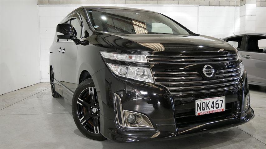 2013 Nissan Elgrand Enterprise New Lynn image 1