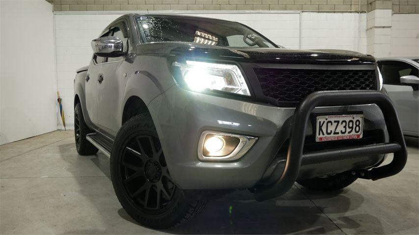 2016 Nissan Navara Enterprise New Lynn image 1