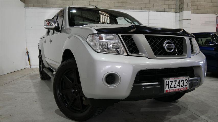 2015 Nissan Navara Enterprise New Lynn image 1