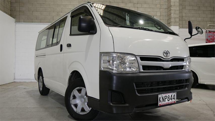 2012 Toyota Hiace Enterprise New Lynn image 1