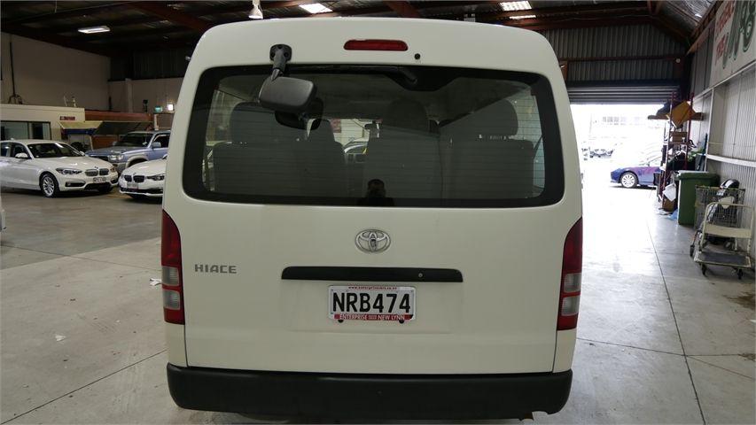 2013 Toyota Hiace Enterprise New Lynn image 7
