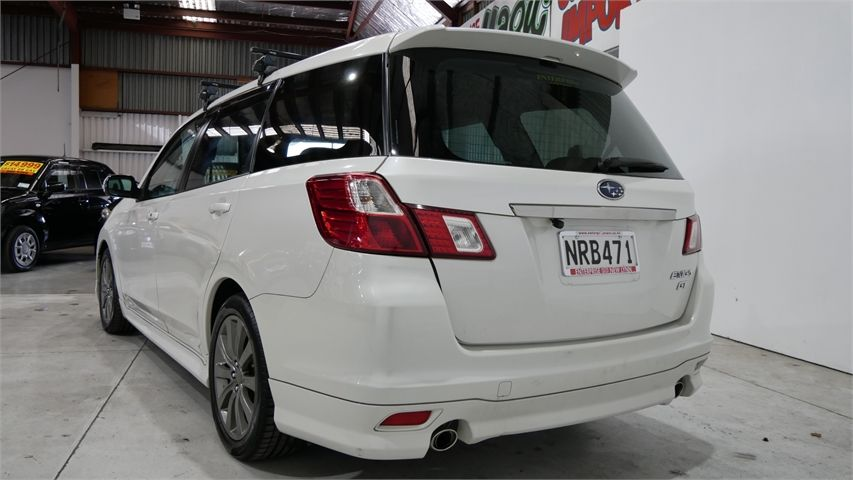 2008 Subaru Exiga Enterprise New Lynn image 6