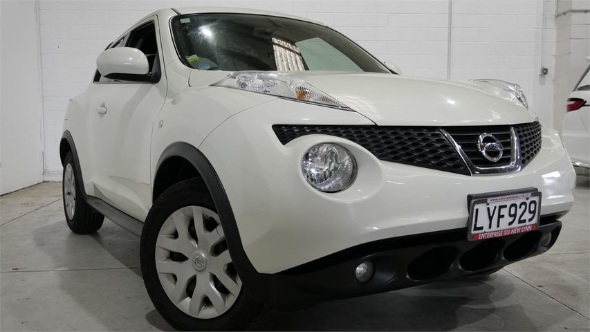 2011 Nissan Juke Enterprise New Lynn image 1