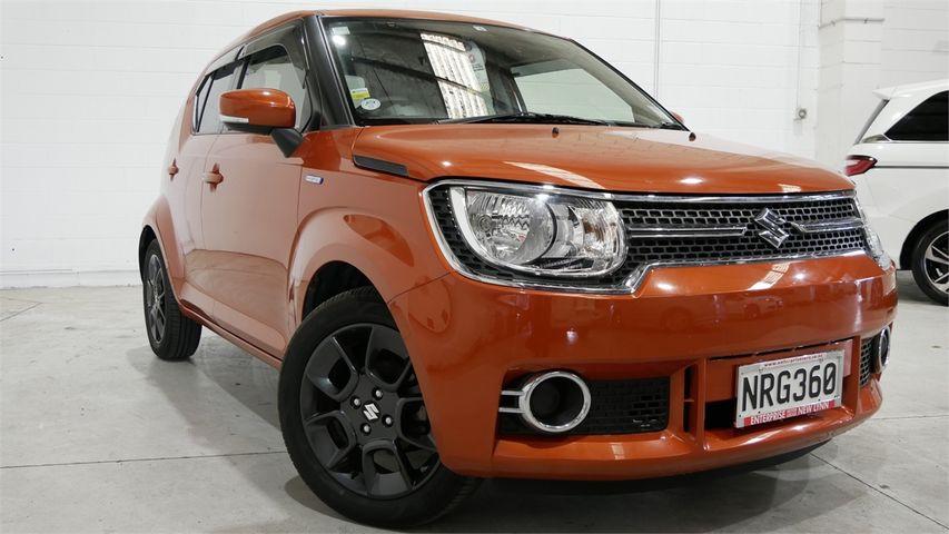 2016 Suzuki Ignis Enterprise New Lynn image 1